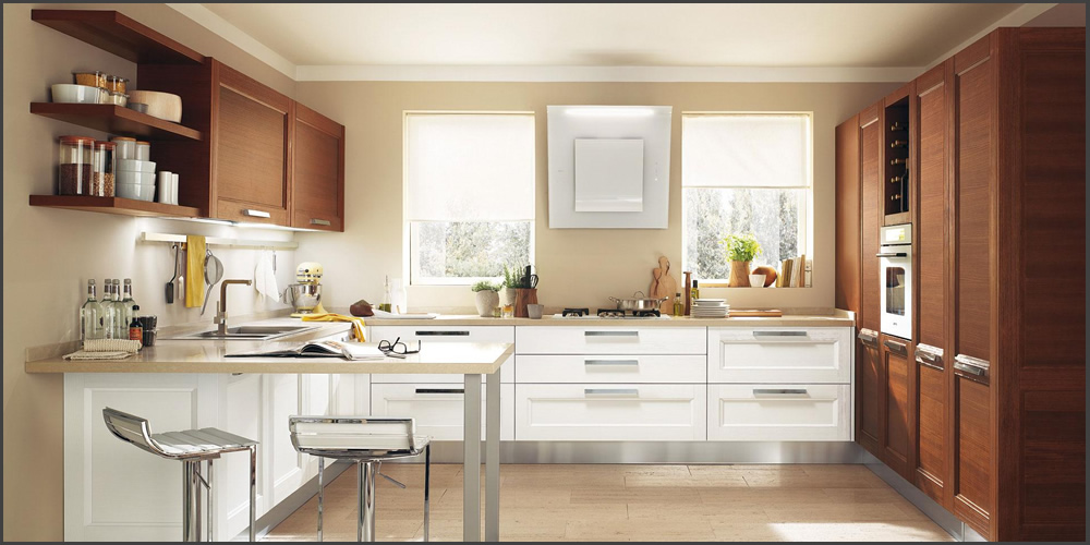 Cucine moderne e classiche arredamenti belli for Belli arredamenti